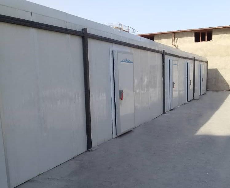 پروژه ساخت سردخانه بالا صفری در سیستان و بلوچستان پروژه ...